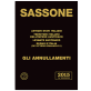 2015 Catalogo Sassone Annullamenti italiani volume unico