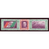 1933 Regno trittico Servizio di Stato