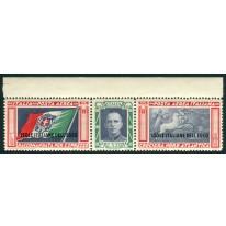 1933 Egeo trittico PA con ciuffo bordo