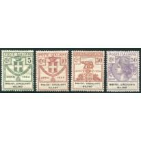 1924 Semistatali Biblioteche Circolanti serie