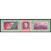 1933 Regno trittico Servizio di Stato nuovo