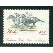 1984 Repubblica Derby in basso 400 lire